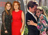Sarah Ferguson reveals plan to write a children's book named after Princess Beatrice