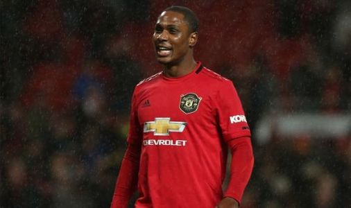 Man Utd ace Odion Ighalo offered blockbuster £400,000-a-week two-year contract extension