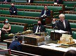 HENRY DEEDES: Tories lowed like cattle digesting their evening feed