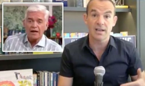 Phillip Schofield speechless as Martin Lewis takes swipe at This Morning host