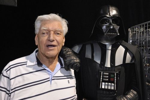 David Prowse - Star Wars' Darth Vader actor dies aged 85