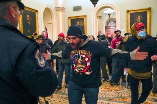 'Hypocrisy, Shame, Embarrassment': Stars Condemn Trump Supporters Who Stormed US Capitol