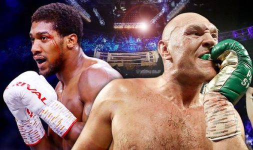 Anthony Joshua vs Tyson Fury could take place this year, says Gypsy King's promoter