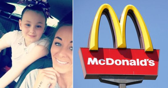 Girl, 9, turned away from McDonald's for being underage