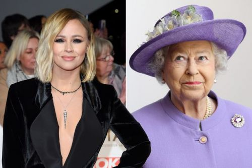 Kimberley Walsh says the Queen is a Girls Aloud fan and knew about their break