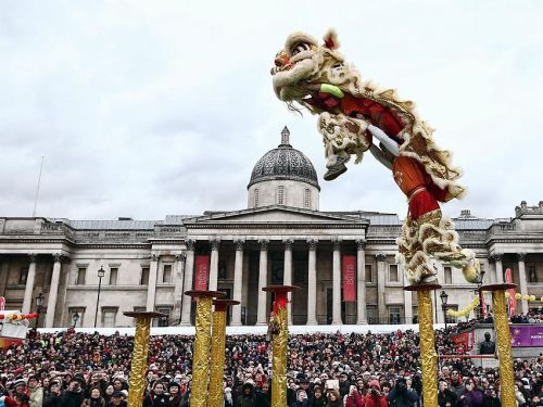 Chinese New Year 2020: celebrations and events in Scotland and the rest of the UK