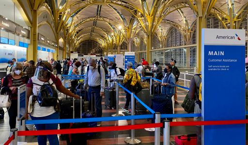 Moody's says federal COVID-19 relief will keep American airports going, but the industry's crisis won't end until travel fully returns
