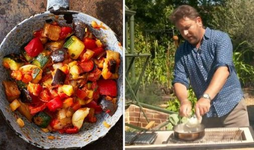 James Martin shares the simple trick to creating the perfect ratatouille on This Morning