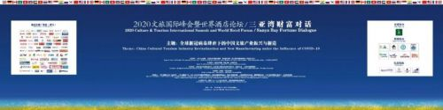 2020 Culture and Tourism International Summit held in Sanya