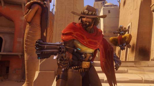 Overwatch's McCree becomes Cole Cassidy next week