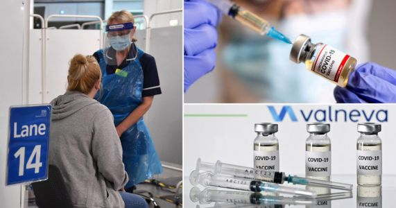 French firm 'days away' from producing fourth Covid vaccine in UK