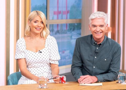 Holly Willoughby splits from agency she shared with Phillip Schofield to launch own company with all-female team