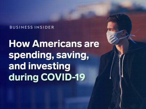 10 charts that show how the coronavirus has changed Americans' spending, saving, and future financial plans