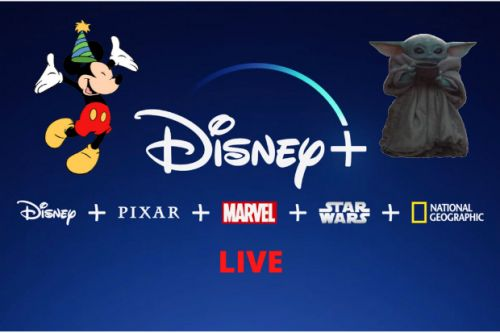 Disney Plus UK is now live - how to sign up, download the app and start steaming