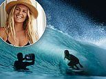 Professional surfers reveal what riding the world's most powerful electric wave is like