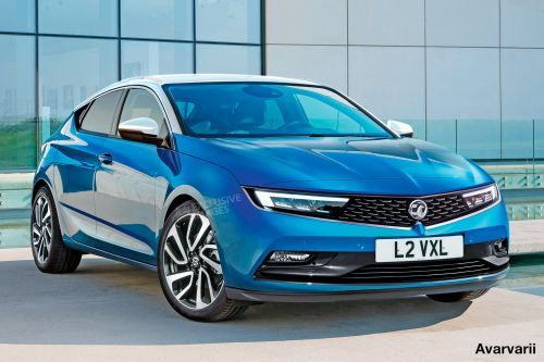 New 2021 Vauxhall Astra to get coupe look and VXR model