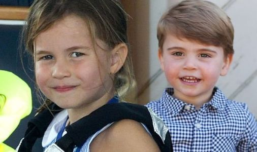 Princess Charlotte joy: Kate and William reveal Charlotte and Louis's latest obsession