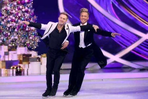 Dancing in Ice's Matt Evers has 'wanted a same-sex partner for years'