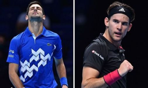 Novak Djokovic knocked out of ATP Finals by Dominic Thiem to deny Rafael Nadal clash