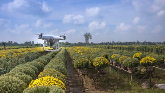 Using innovative technology to feed our growing population