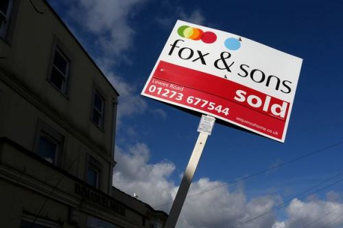 House prices reach 'staggeringly high' new record as tax cut fuels their rise