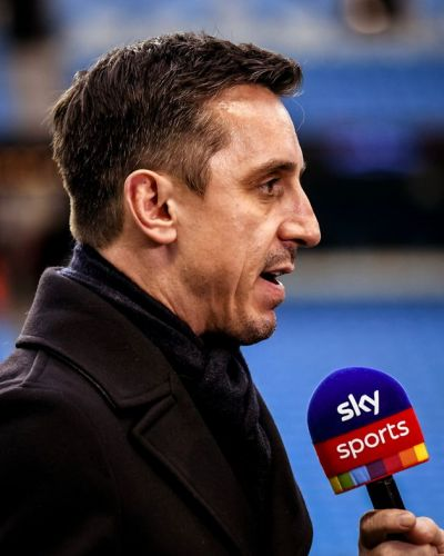 PM's Rhetoric On Immigration 'Fuels' Racism, Says Gary Neville After Allegations Of Abuse At Manchester Derby