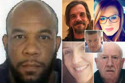 "Westminster terrorist Khalid Masood 'told his children he was ""going to die fighting for God""'"