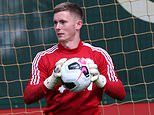 Dean Henderson left in limbo with Manchester United goalkeeper's future no closer to being resolved