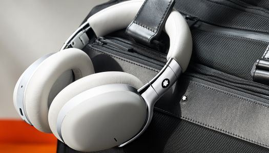 Luxury watchmaker Montblanc debuts its own spin on noise-cancelling headphones