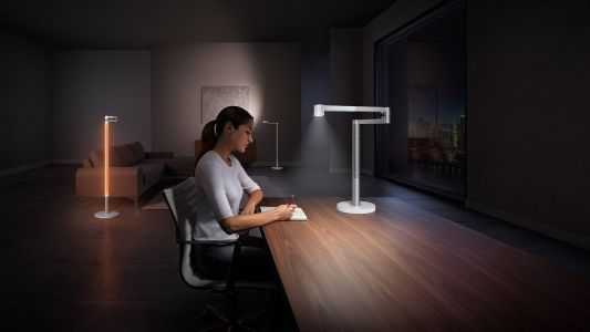 Dyson's new smart lamp could light your way for 60 years