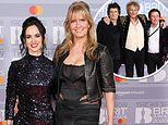BRITs 2020: Penny Lancaster and Sally Humphreys show support for husbands' Faces reunion performance