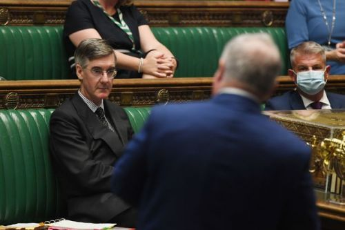 Jacob Rees-Mogg blasted for 'casual racism' over calling Lib Dems 'Yellow Peril'
