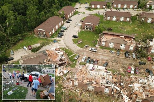 Inside the post-apocalyptic city ripped apart by devastating killer tornado