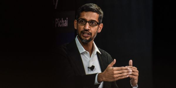 CEO Sundar Pichai tells Google employees in leaked email: 'In times such as these, we may feel like we're moving backwards'