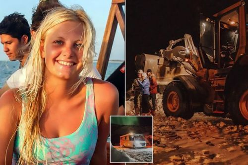 German tourist uses Tinder to save her life after car almost slips down mountain