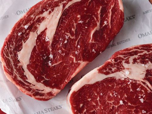 I tried Omaha Steaks, and I found the selection and quality to be better than what most supermarkets offer