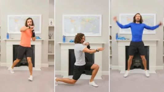 Top 10 sweaty moves from Joe Wicks' YouTube workout series to master before his next PE with Joe video