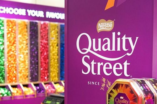 Quality Street introduces brand new sweet to iconic tin which is first of its kind