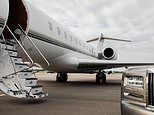 Coronavirus UK: Soaring numbers of wealthy flyers switch to private jets over fear of catching Covid