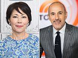 Ann Curry says she'll DESTROY Matt Lauer's career if she talks as Anette Roque calls marriage 'hell'
