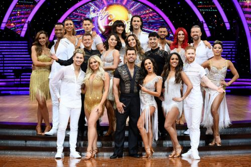 Strictly Come Dancing pros have already filmed 14 group dances with 300 costume changes ahead of show return