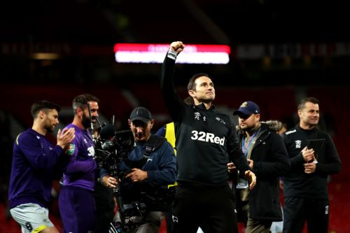 Derby grant Frank Lampard permission to speak to Chelsea