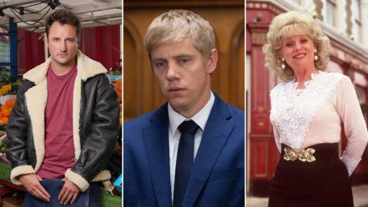 The 5 best soap recasts - as Todd Grimshaw returns to Coronation Street