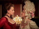 Raunchy period drama Harlots is set to air on BBC Two