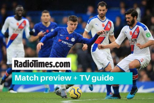 What channel is Crystal Palace v Chelsea on? Kick off time, live stream and latest team news