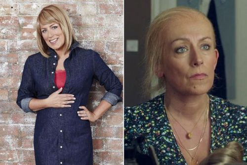 Cold Feet's Fay Ripley says praise from cancer sufferers 'better than Oscar'