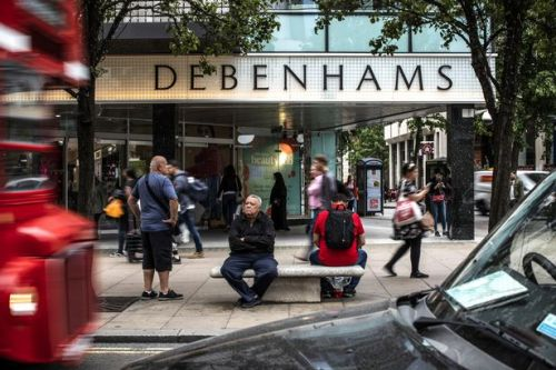 Debenhams set to file for administration to protect business over coronavirus