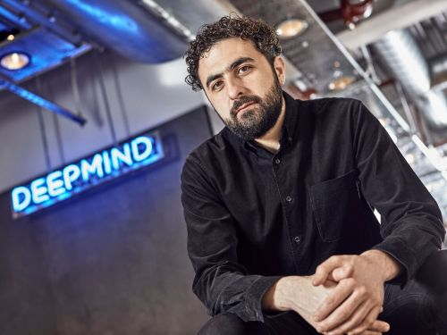 The co-founder of Google's controversial AI unit DeepMind has reportedly been 'placed' on leave, but it's not clear why