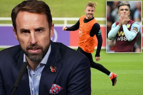 Jack Grealish and James Maddison can be future for England and Gareth Southgate
