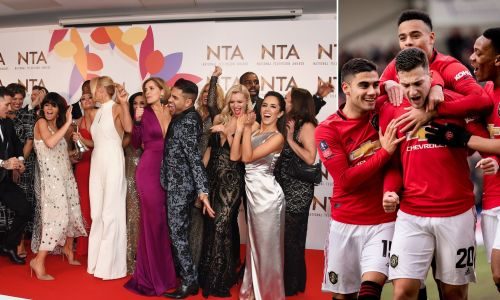 Manchester United players 'unable to use favourite hotel' thanks to Strictly Come Dancing cast
